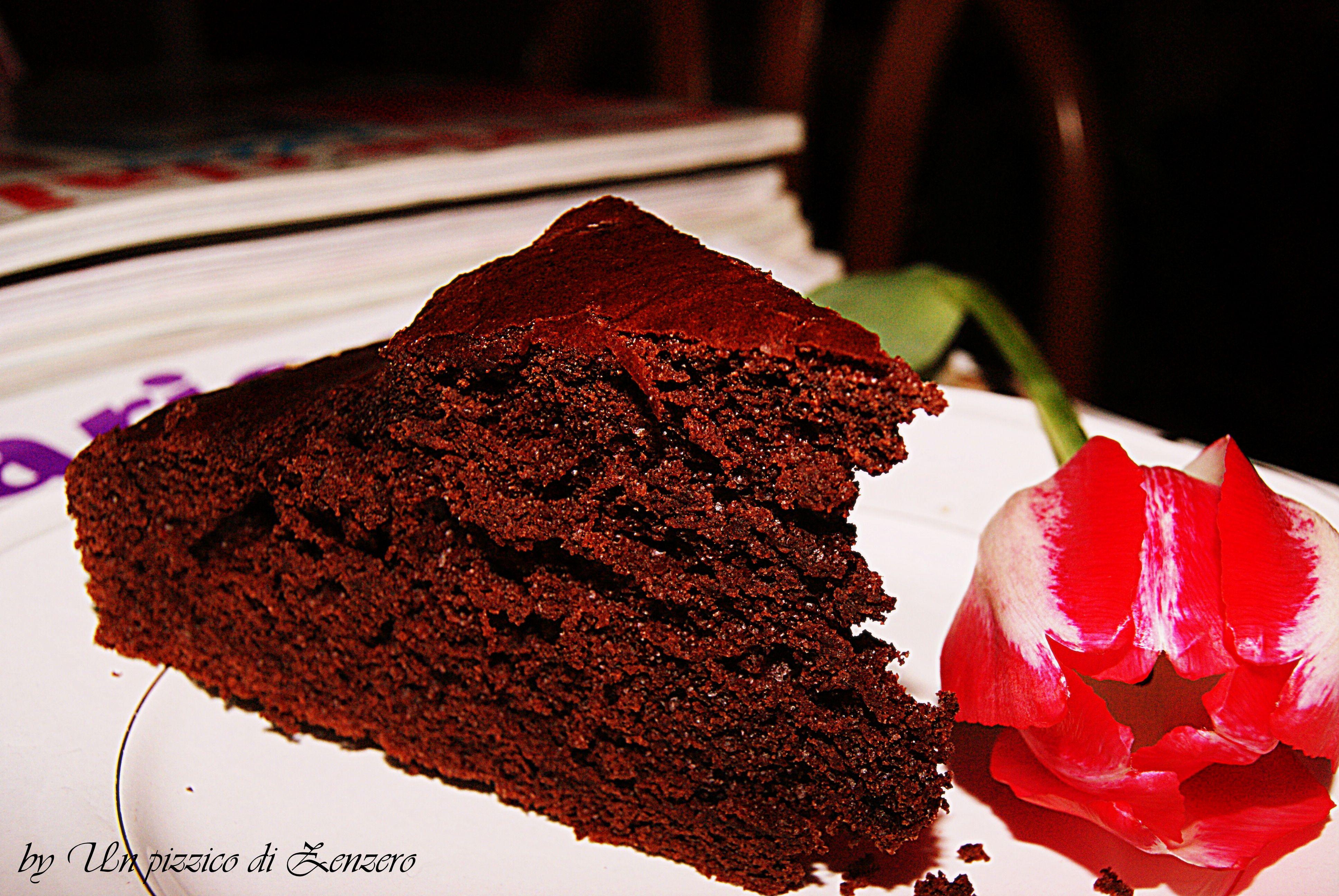 Photo of LA TORTA AL CIOCCOLATO DELLA NONNA – chocolate cake