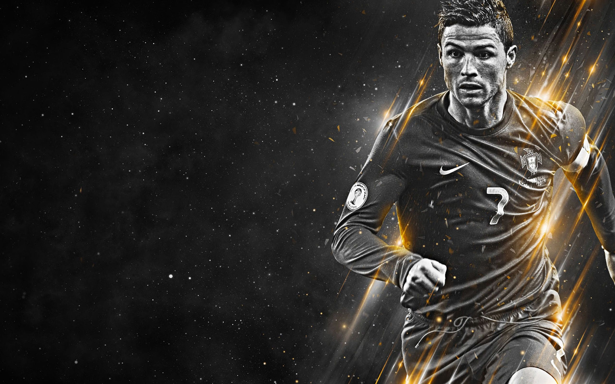 Download HD Cristiano Ronaldo Amazing Football Player