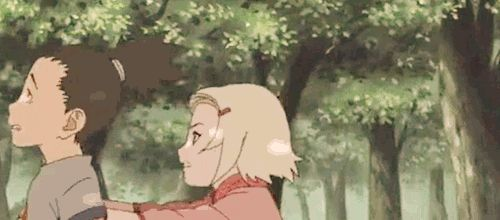 Naruto Couples | Shikamaru x Ino