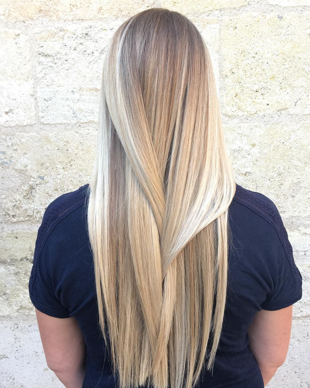 simple and easy hairstyles for straight hair page of