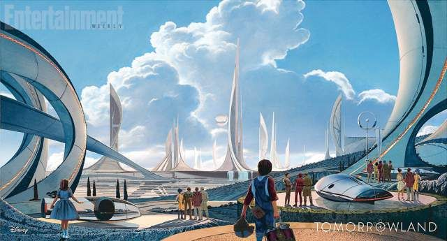 Tomorrowland Full Movie Watch Online and Tomorrowland Movie ...