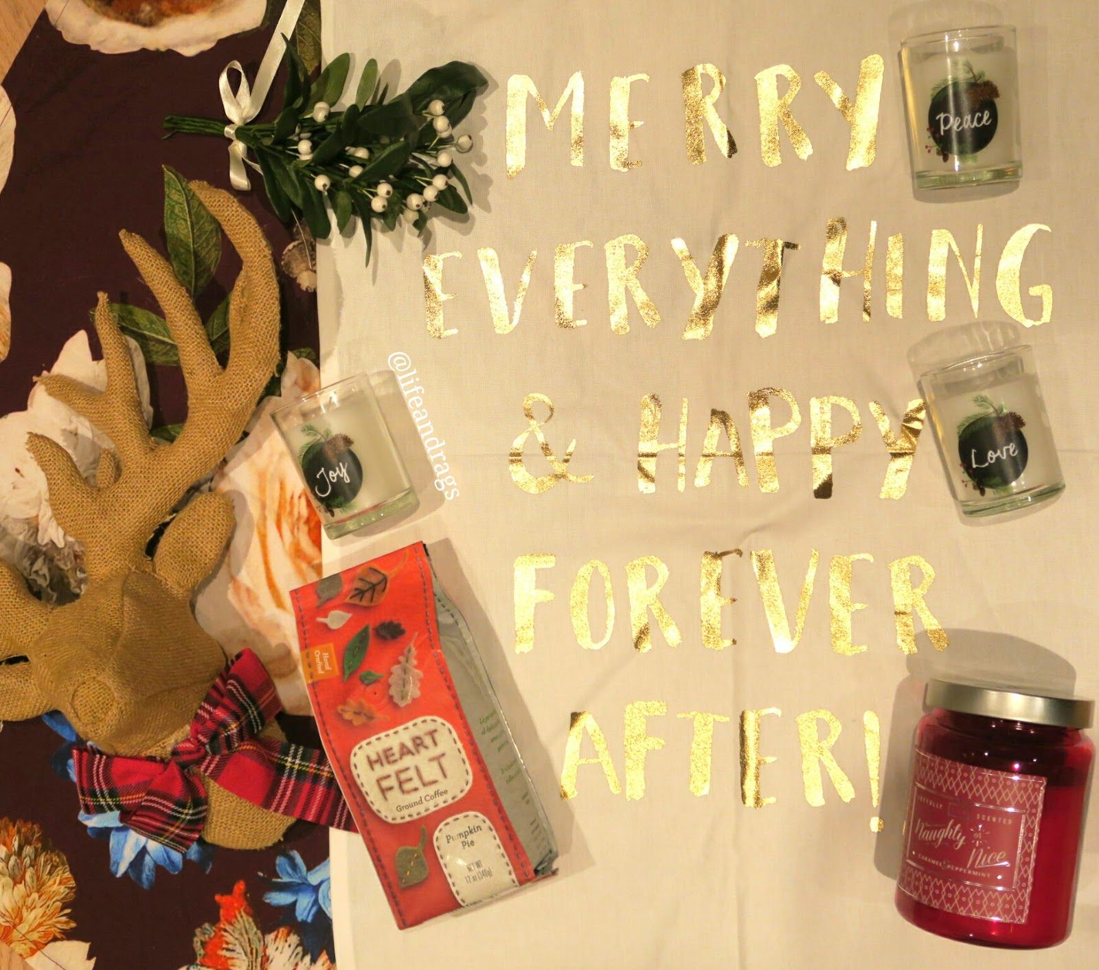 Festive Homeware Haul