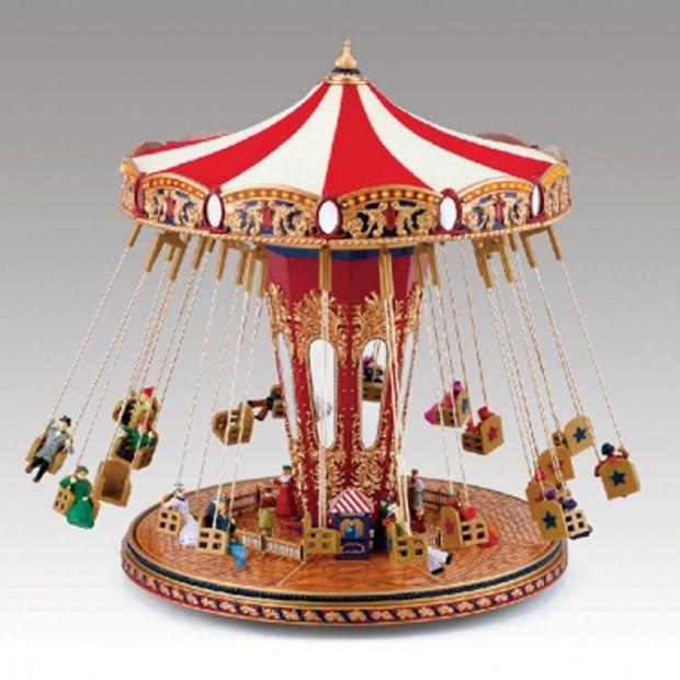 3 gorgeous carousel toys miniature carousel pinterest. Black Bedroom Furniture Sets. Home Design Ideas
