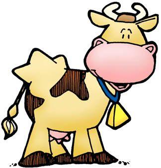 dibujos de vacas a color para imprimir  Buscar con Google  vacas