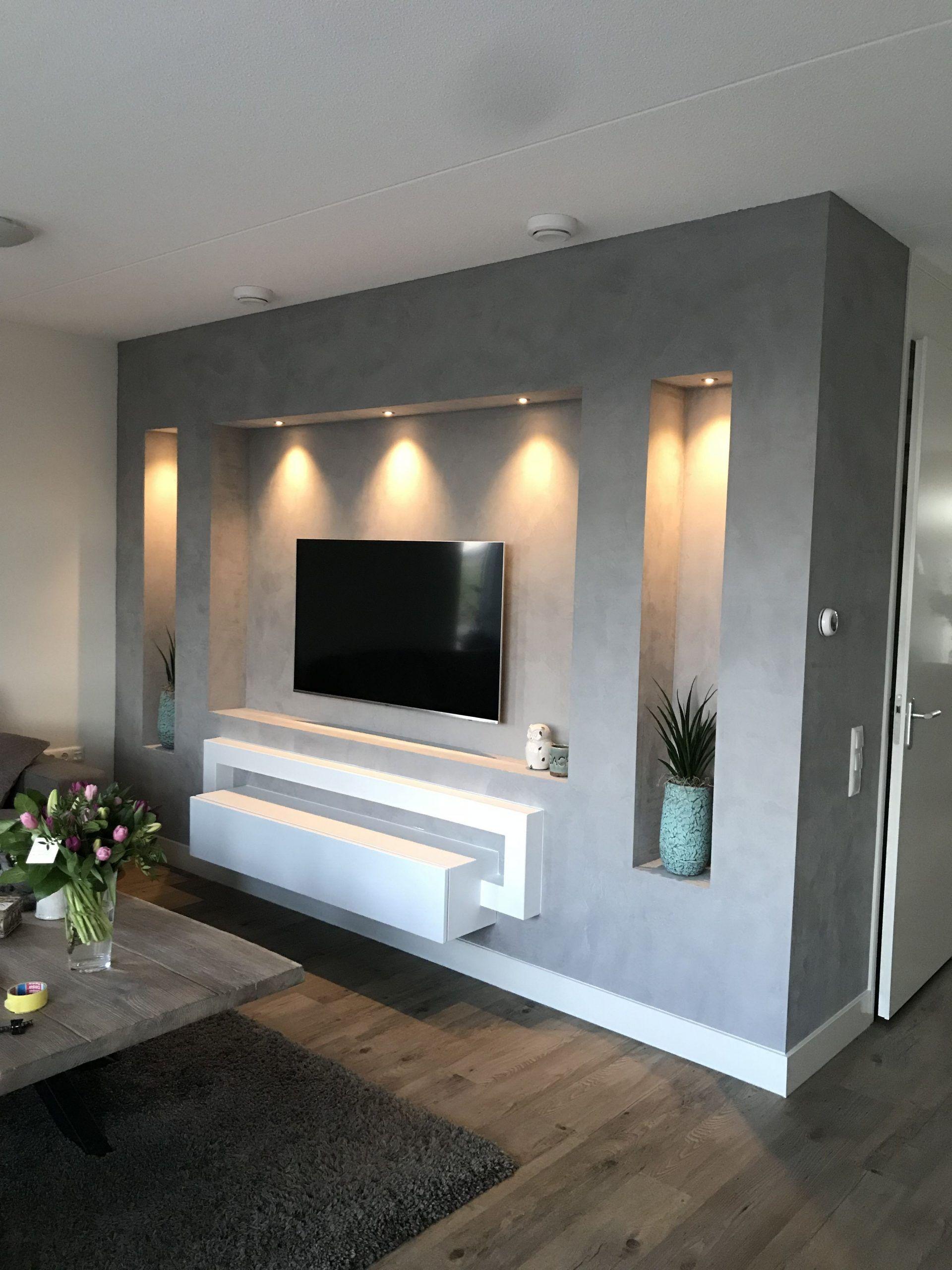decoration salon avec placoplatre 2020