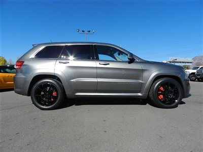 2013 Jeep Grand Cherokee SRT 8   Click To See Full Size Photo Viewer