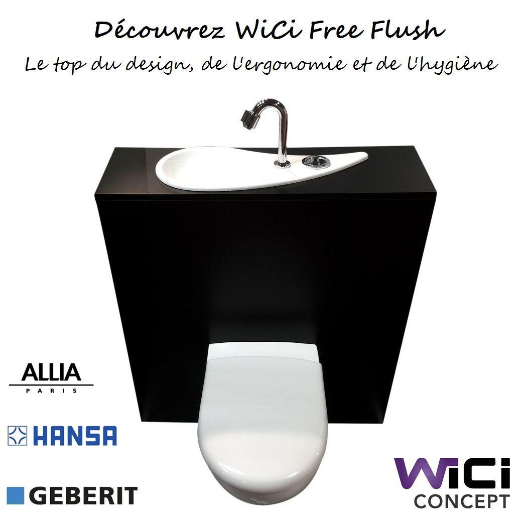 Wici Concept La Boutique Des Wc Suspendus Geberit Avec Lave Mains Integre Et Des Kits Wc Lave Mains Economies Place Et Ea Wc Lavant Wc Suspendu Geberit Lave