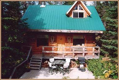 Bon Homer Alaska Vacation Rentals | Homer Alaska Cabin Rentals