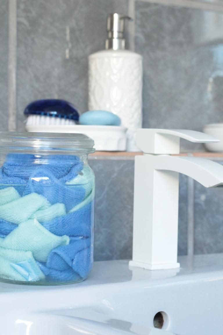 Photo of DIY: make damp cleaning cloths yourself