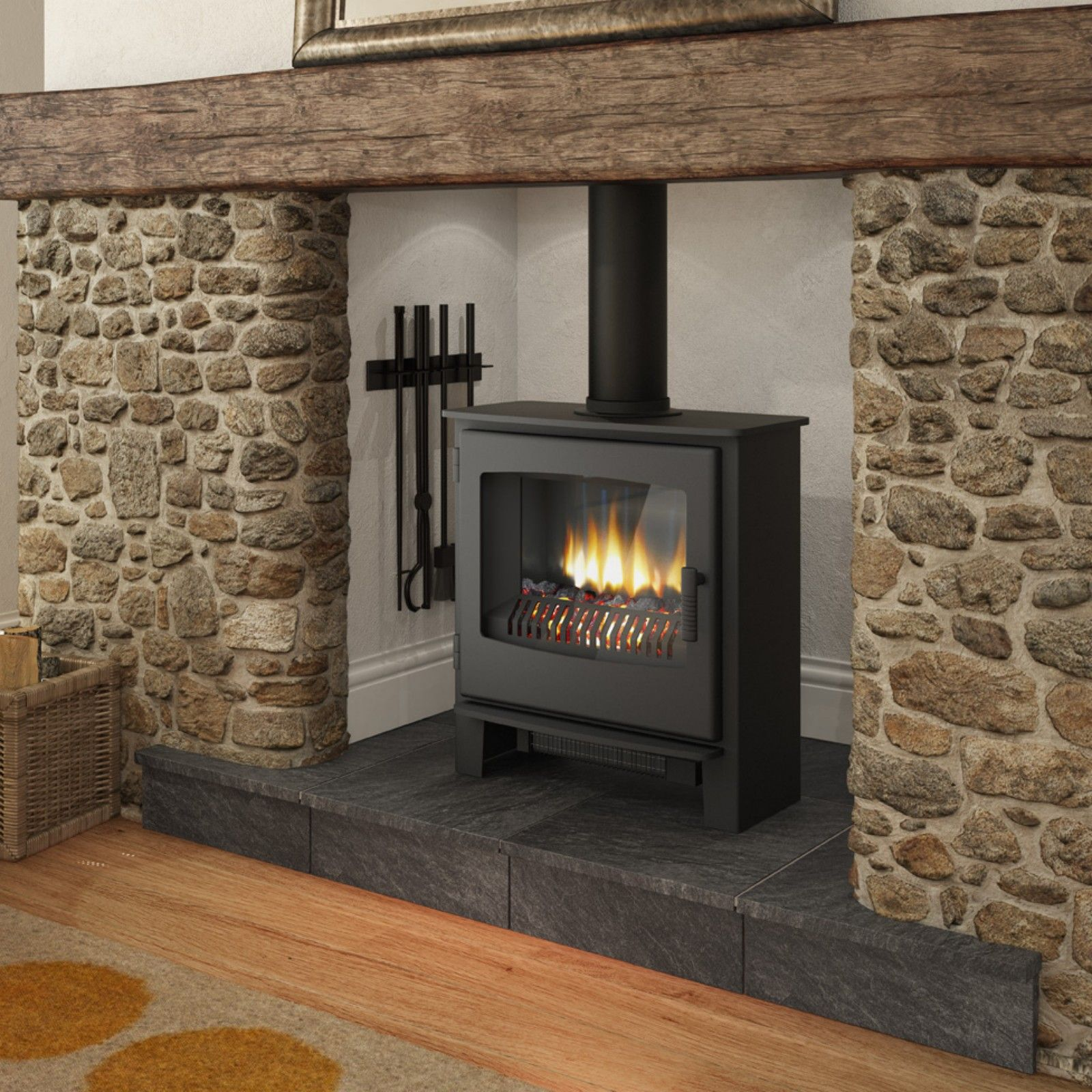 Broseley evolution desire 6 electric stove broseley