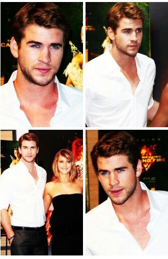 Liam Hemsworth and Jennifer Lawrence at Cannes