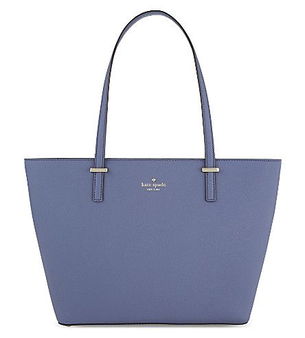 KATE SPADE Cedar Street Harmony Small Leather Tote. #katespade #bags #leather #hand bags #tote #
