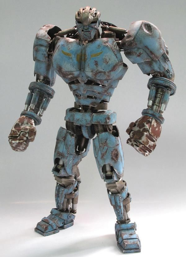 Real Steel Ambush #Otacute, online seller of Japanese figures, cards, models and other cool stuff!
