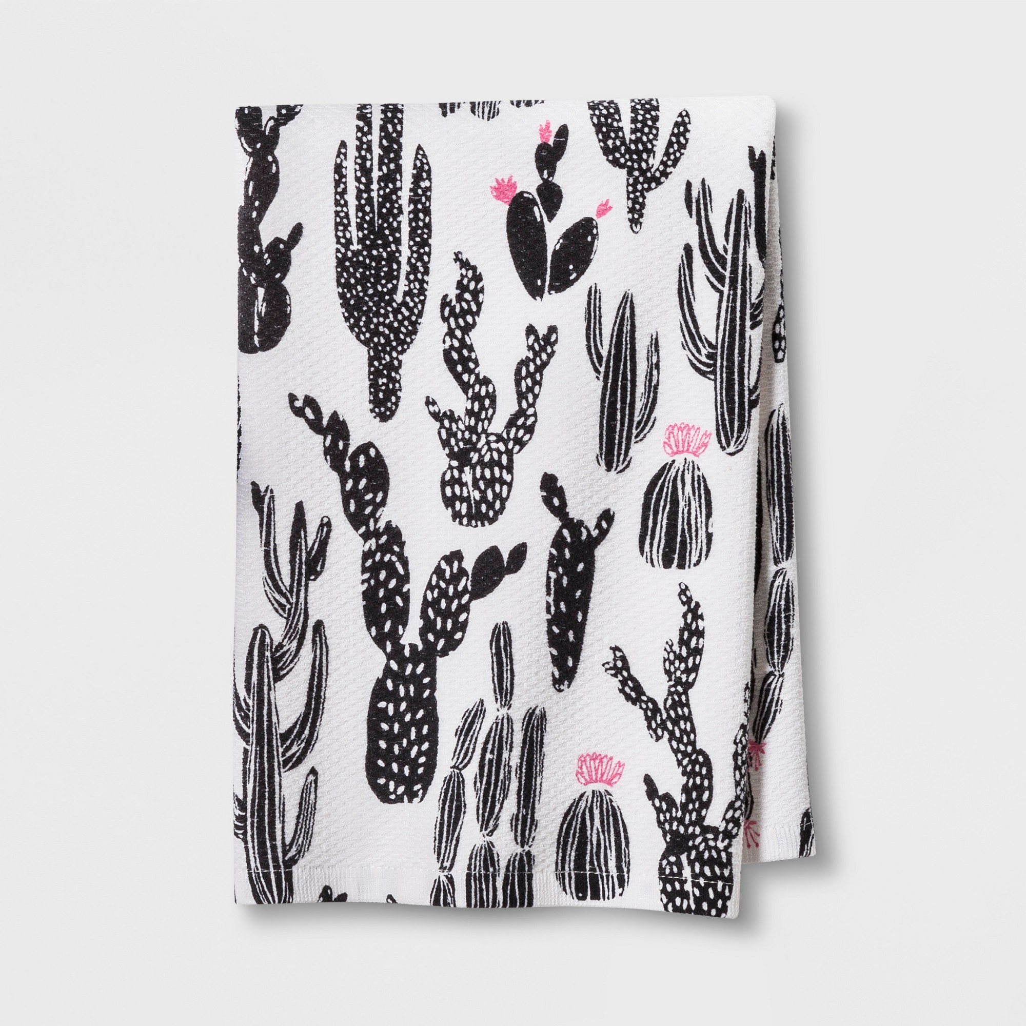Black White And Pink Kitchen Towel Room Essentials Products In