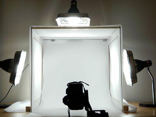 5 Steps To Make Inexpensive Photography Light Box Light Box Photography Light Photography Cube Light