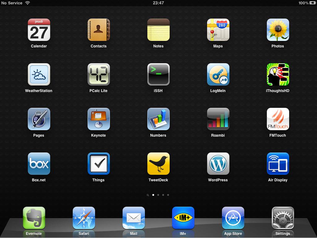 iPad, mon top 10 des applications App, Ipad, Ipad apps