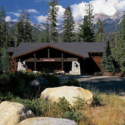 Top National Park Lodges Sequoia National Park Lodging National Park Lodges Sequoia National Park