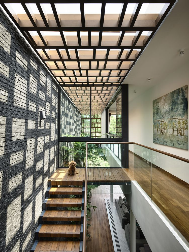Gallery of Viewing Back House / HYLA Architects - 24