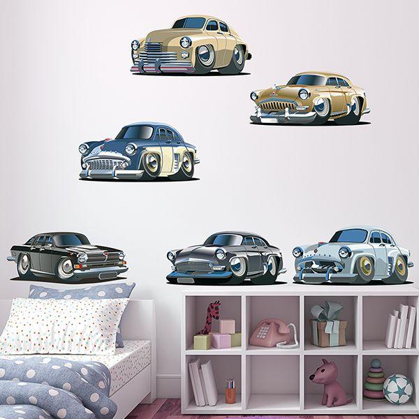 Vinilos Infantiles Cars Vinilo Decorativo Infantil En Kit