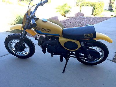 1980 Suzuki Jr50 Classic Bikes Suzuki 50cc