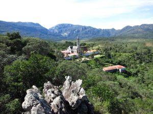 kloster caraca, Brasilien