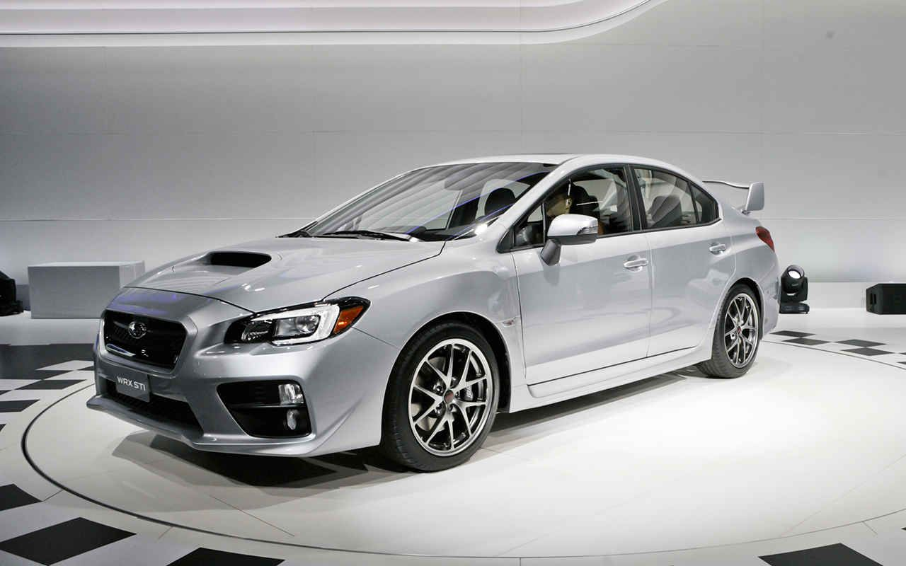 2018 Wrx Sti Twin Turbo Could Be A Hatchback Http Www