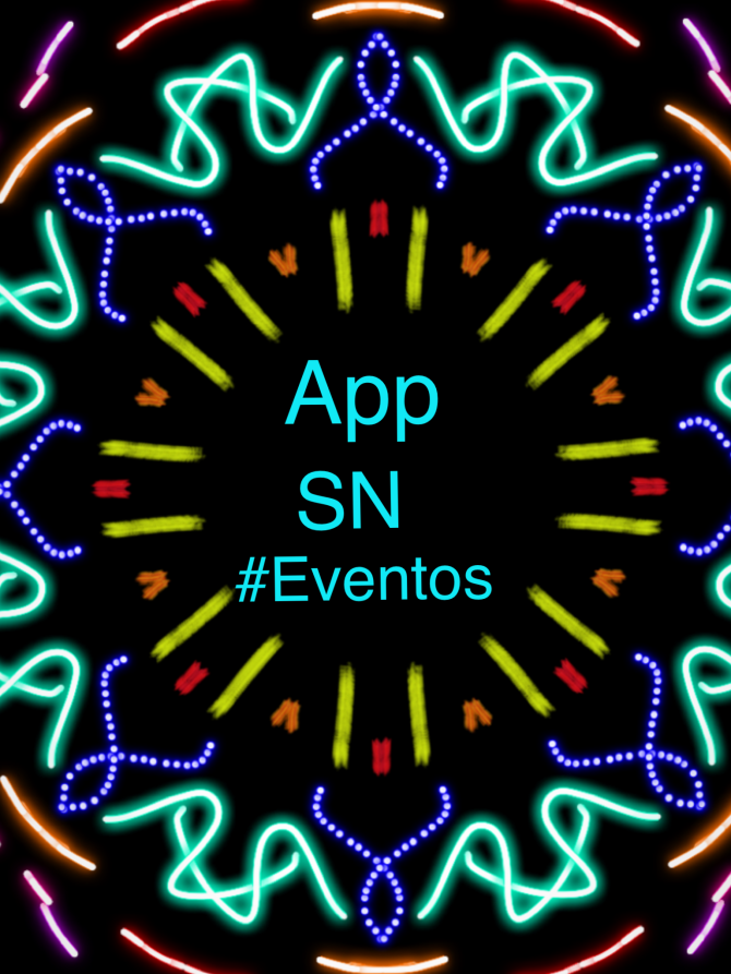 El #evento en una aplicación