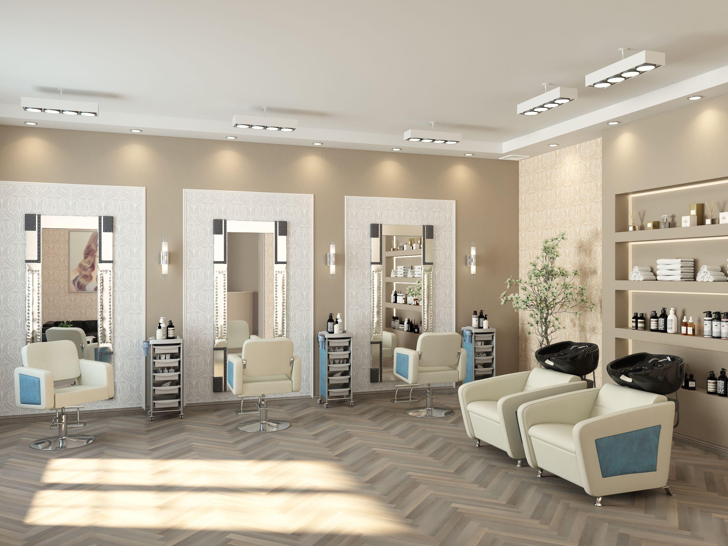 36++ 3d salon de coiffure idees en 2021