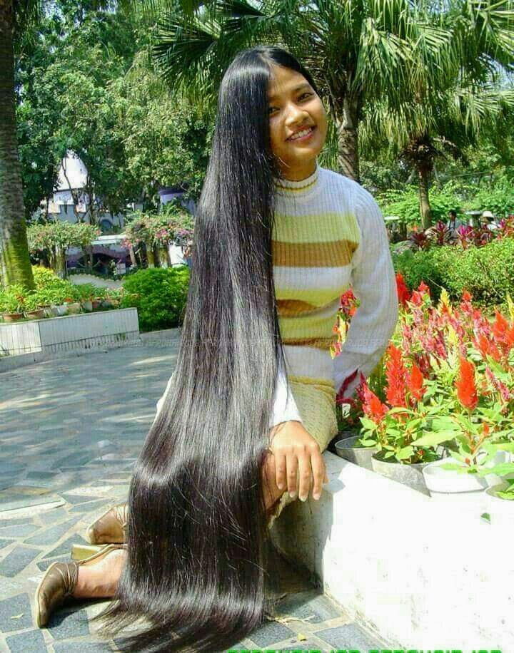 Long Hair Asian Women Pinterest Long Hair Styles Hair And