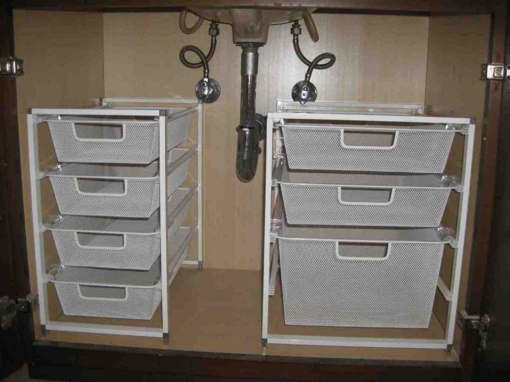Bathroom Under Cabinet Storage Ideas Cabinets Are An Essential Characteristic To Any Toilet