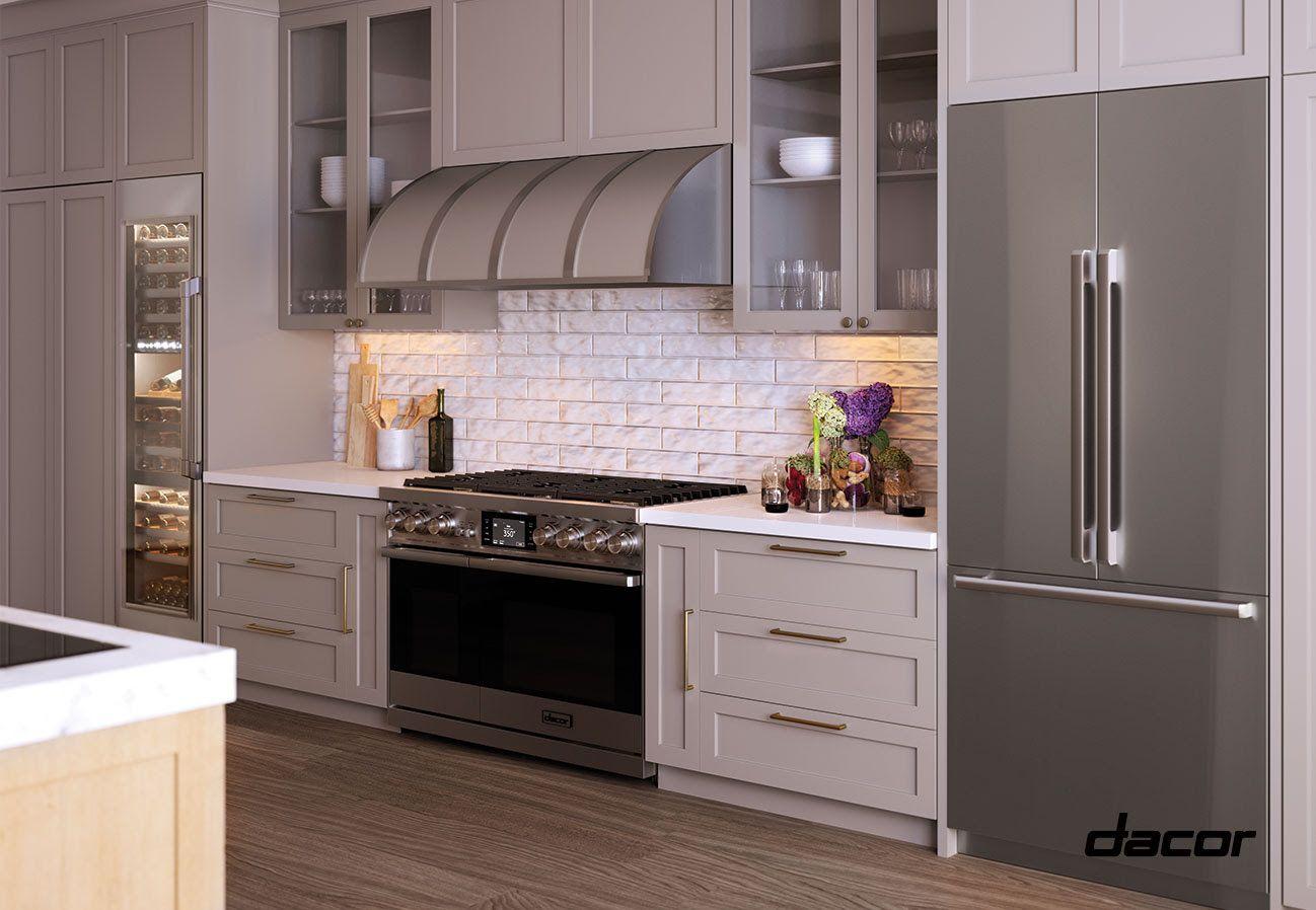 Steam Range By Decor In 2020 Kitchen Appliances Luxury Luxury Kitchen Kitchen Appliances