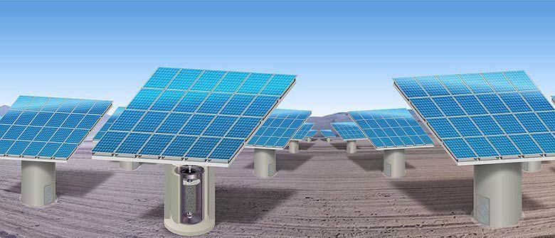 01 Beton Conservation Solaire Energie Energie Solaire Solaire Centrale Solaire