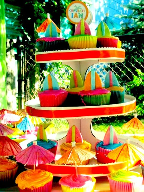 Hawaiian Luau Tiki Party Summer Party Ideas Summer Party