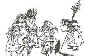 bildergebnis für die kleine hexe malvorlage with images   art, illustration, sketches