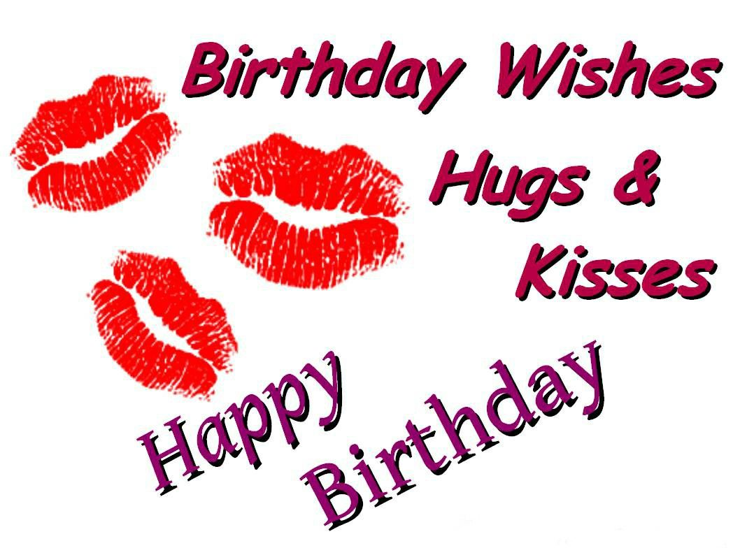 Happy Birthday My Love Kiss Hd Wallpapers Download
