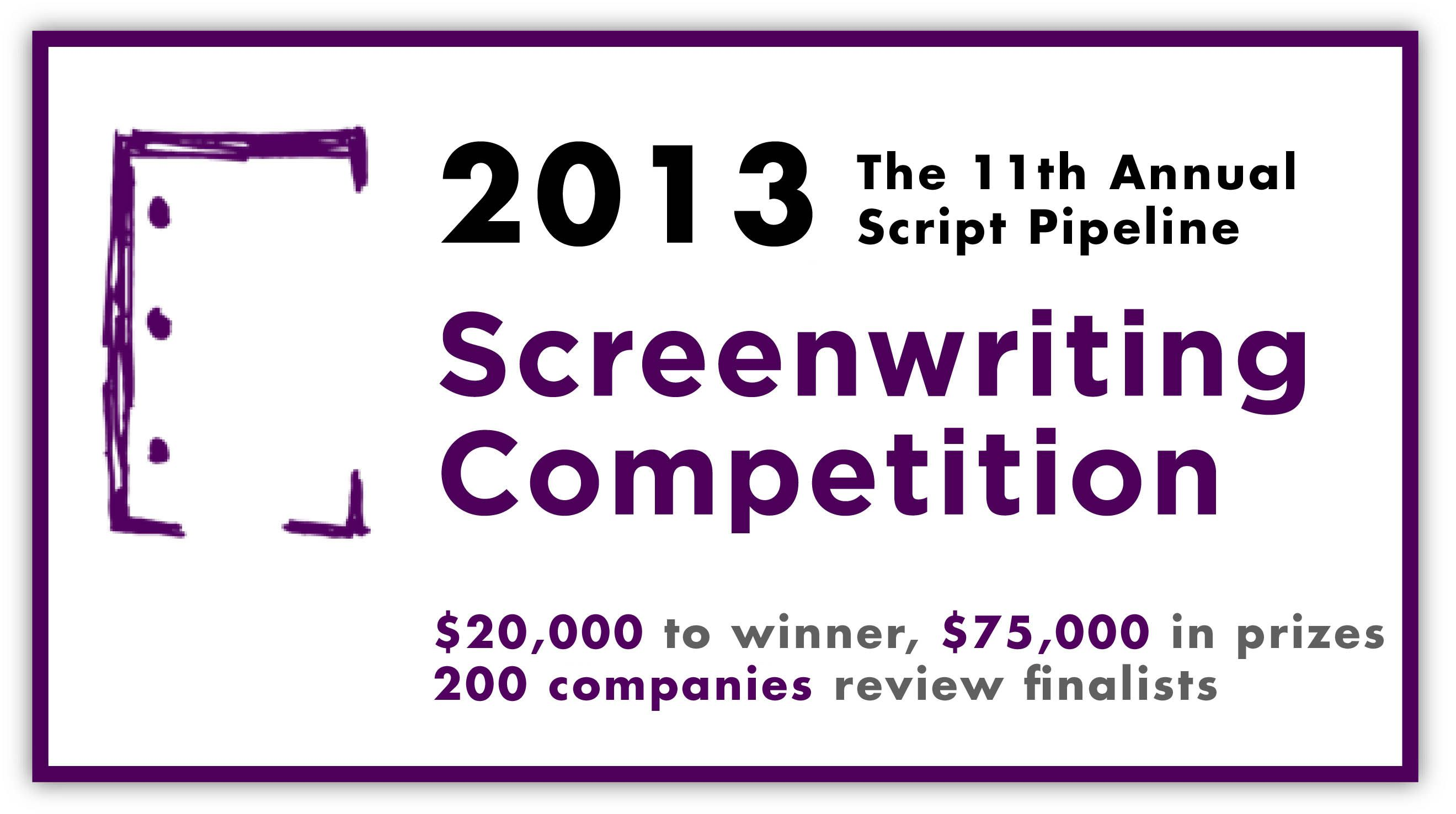 Script Pipeline : Screenwriting Competition