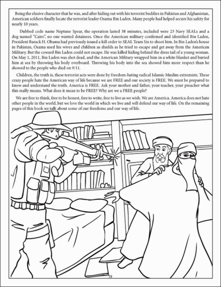 9/11 Coloring Book | Coloring Pages | Pinterest
