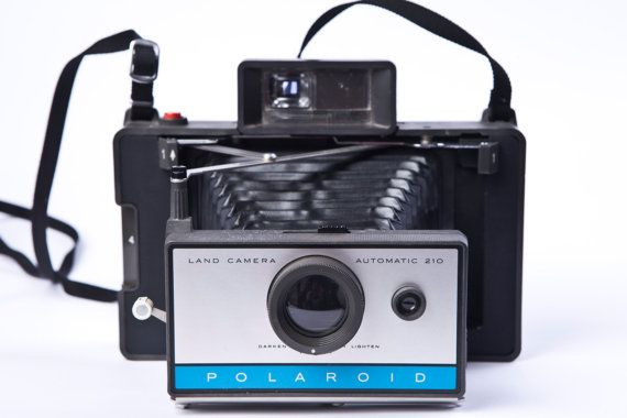 Polaroid Automatic 210 Land Camera Profesionally Restored to MINT Condition