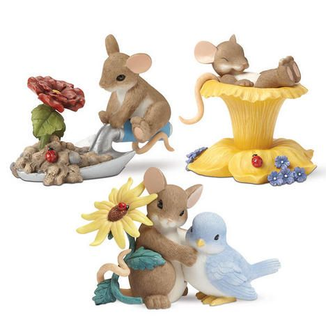 Flowery Figurinesby Charming Tails® $92.67