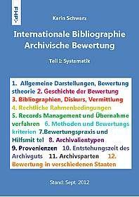Information swissenschaften: Personen: Lehrende: #Archivische Bewertung: #Systematik http://iw.fh-potsdam.de/iw-lehrende_schwarz_bewertung.html