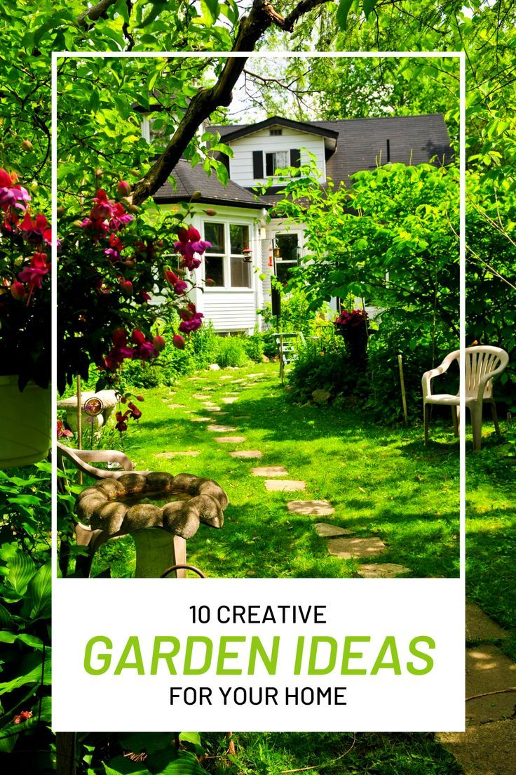 Would you like to start a garden, redesign your current yard, or you just want to fill an empty plot of land? Lucky for you, we came up with a list of incredible garden ideas that you can use for inspiration. Ranging from small, simple gardens to those that integrate pergolas or even streams, this collection of designs will definitely help you kickstart your next garden project. #gardenredesign #creativegardenideas #garden
