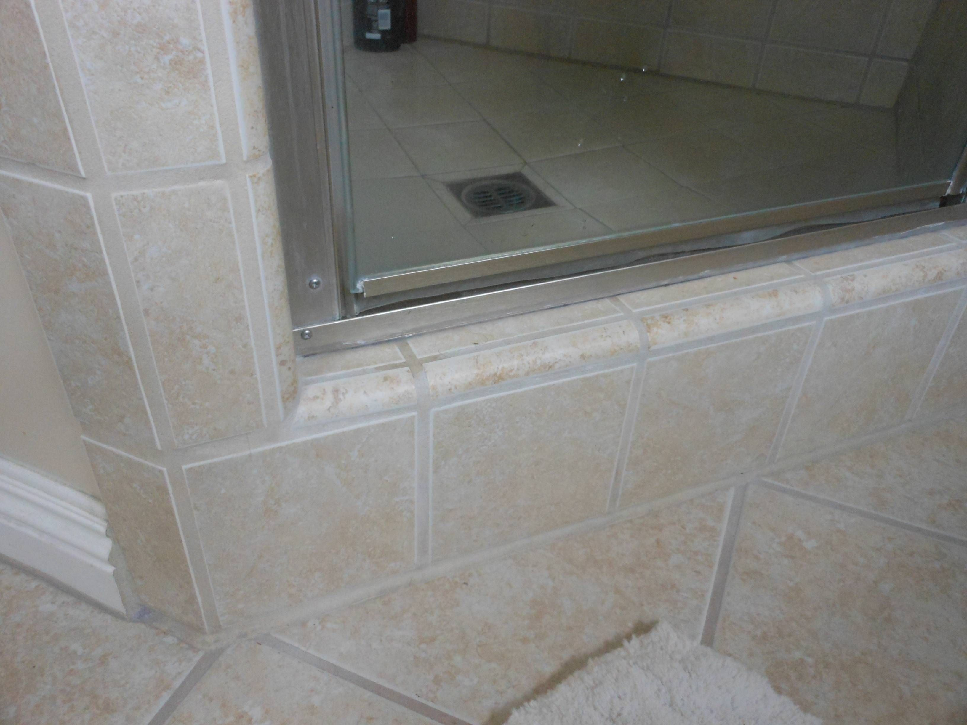 Image Result For How To Tile Over An Edge Tiles Bathroom