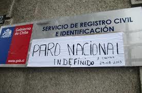 KRADIARIO: HUELGAS EN CHILE ASÍ ESTÁ LA COSA: GENDARMERÍA REA...