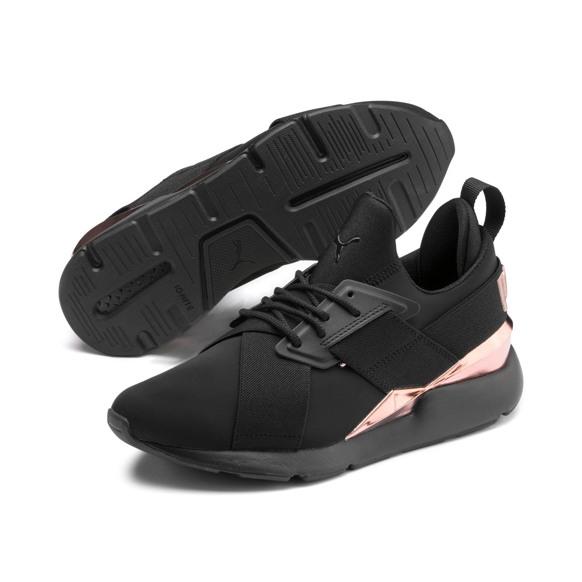 puma femme chaussures basket muse