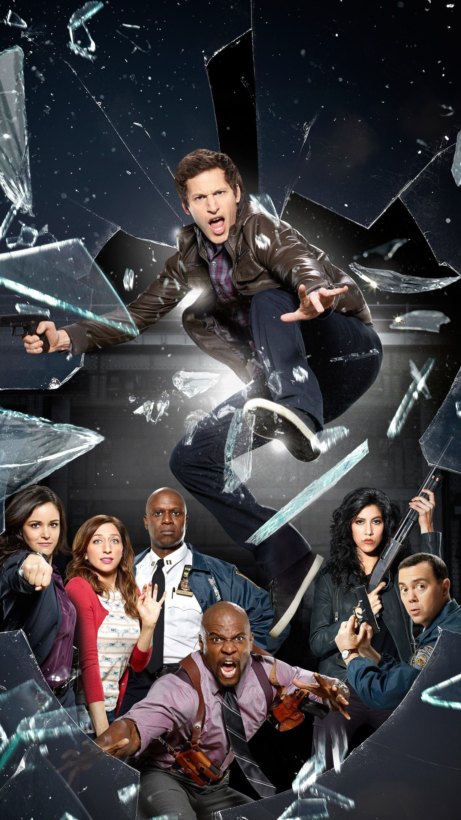 Brooklyn Nine-Nine Phone Wallpaper | Wallpapers/Patterns ...