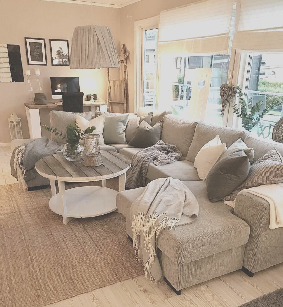 38 Comfortable Grey Living Room Sofa Ideas You Must Check In 2020 Living Room Decor Apartment Simple Living Room Farmhouse Decor Living Room