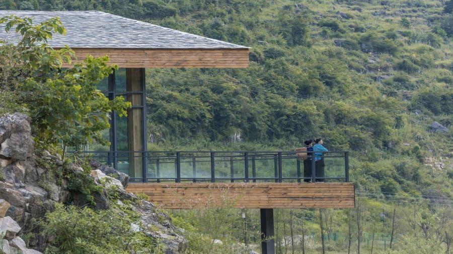 Anlong Limestone Resort China's hidden wilderness paradise