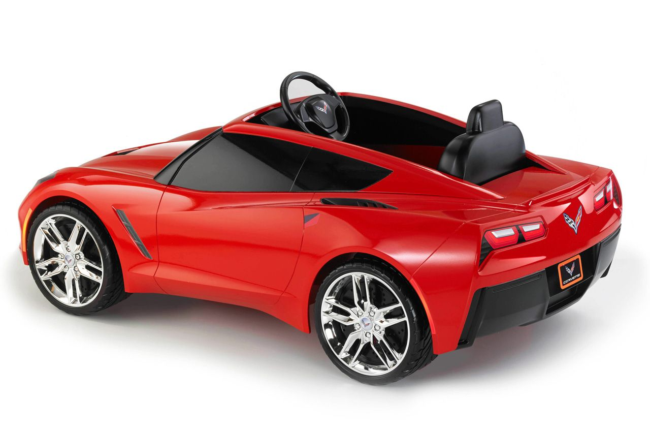 C7 corvette stingray pedal car