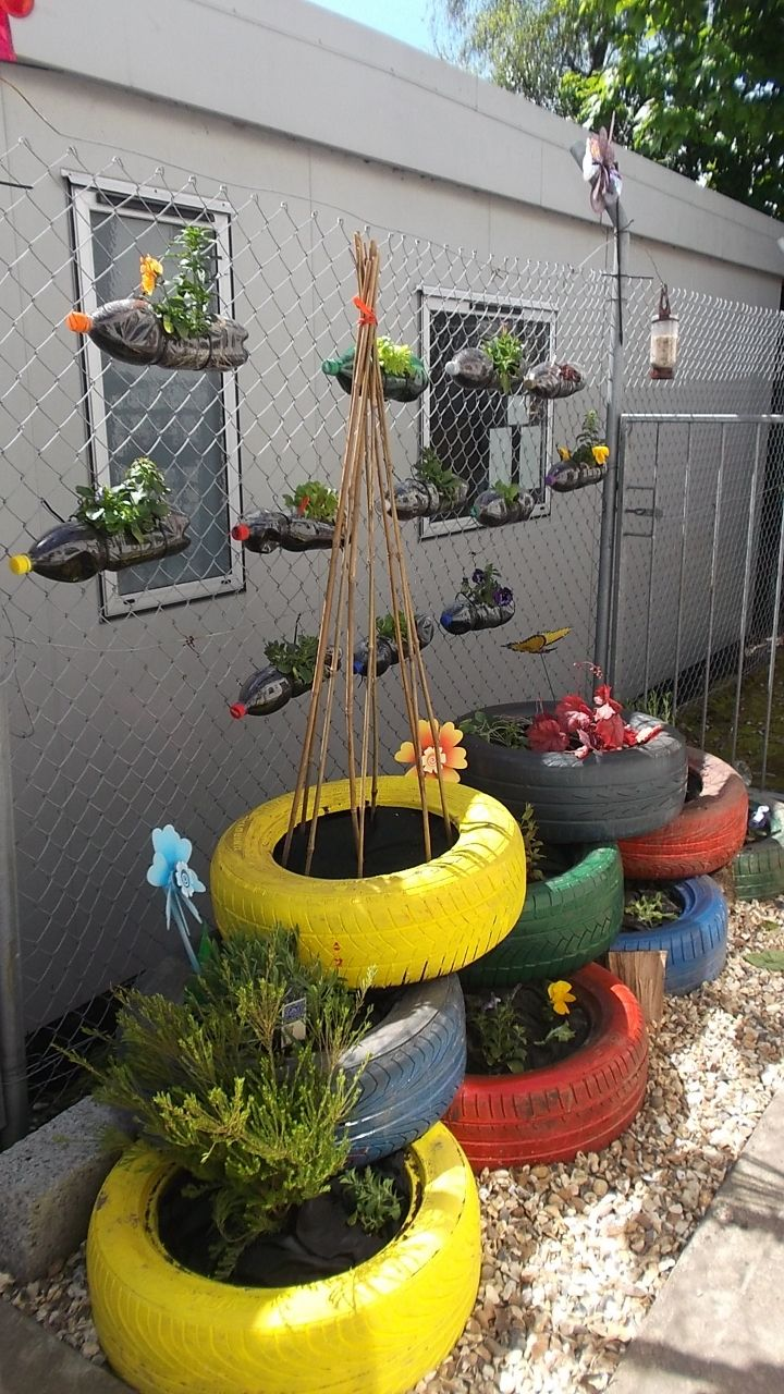Early Childhood Outdoor Play Spaces