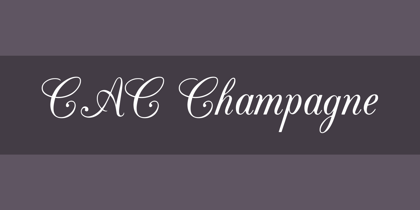 Download and install the cac champagne free font family by download and install the cac champagne free font family by american greetings corporation as well as kristyandbryce Images
